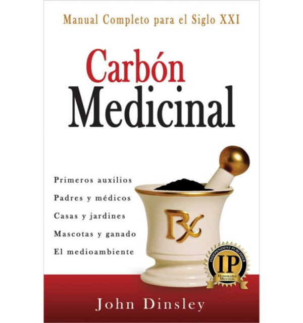 Carbon Medicinal / Charcoal Remedies In Spanish
