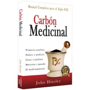 Carbon Medicinal 3D Mockup / Charcoal Remedies 3D Mockup