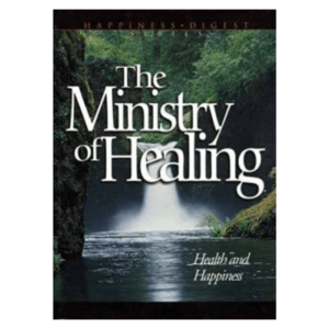 Ministry of Healing Cover ASI Version