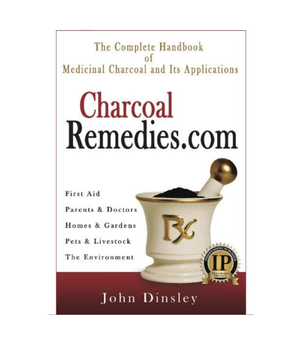 CharcoalRemedies.com Book Cover