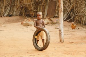 benin little boy