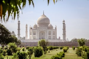 taj mahal india charcoal remedies seminar
