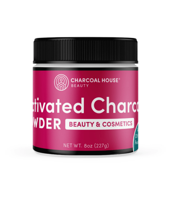 Activated Charcoal Powder Beauty & Cosmetics