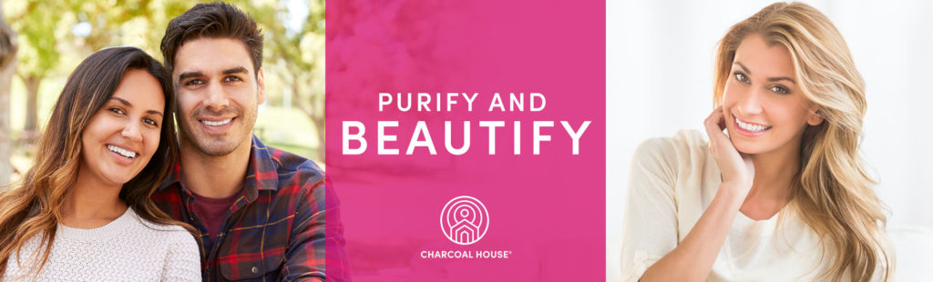 Beauty Banner Charcoal House