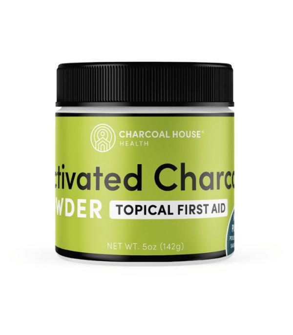 Hardwood Activated Charcoal Powder ( 5 oz )