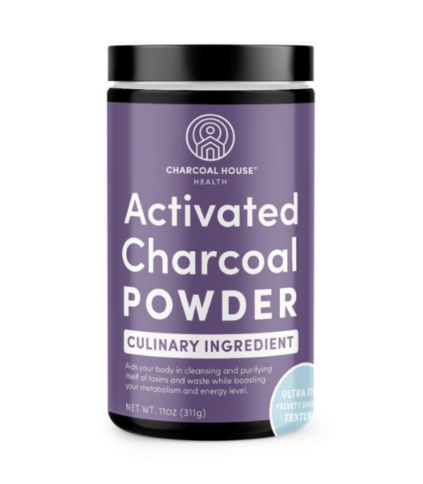 Ultra Fine Coconut Activated Charcoal Powder - Culinary 11oz