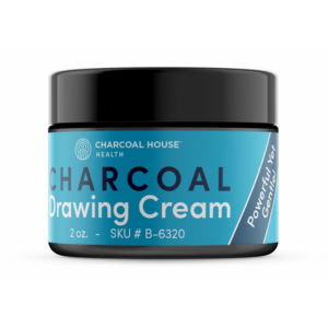 Activated Charcoal Drawing Cream - New Formula!-2 oz.