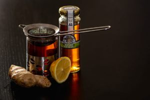 Home remedies honey & ginger