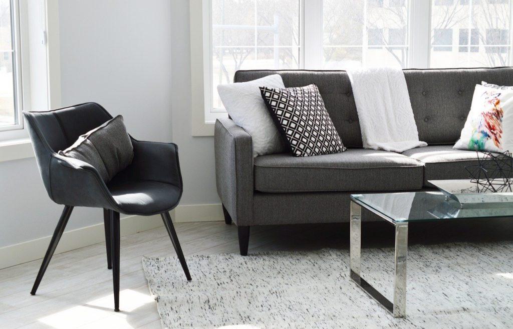 Living Room Odor Removal Sofa