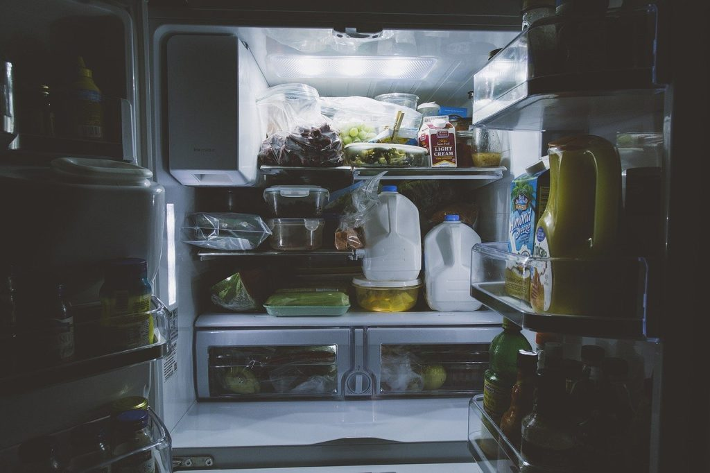 Refrigerator Odor Removal With Activated Charcoal