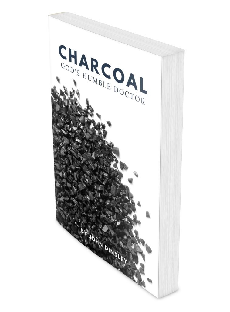 Charcoal: God's Humble Doctor Book Cover