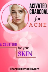 Acne Home Remedy With Activated Charcoal