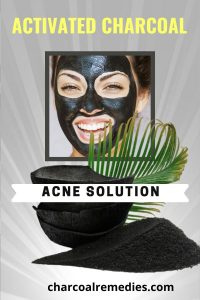 Acne Natural Treatment With Activated Charcoal