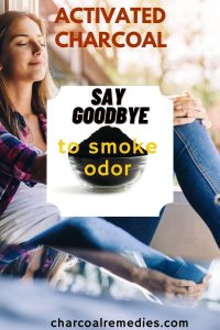 Activated Charcoal Smoke Odor Removal