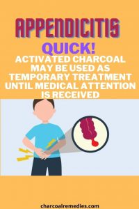 Appendicitis Treatment With Activated Charcoal 2