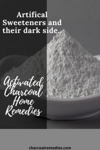Aspartame Detox With Activated Charcoal 1