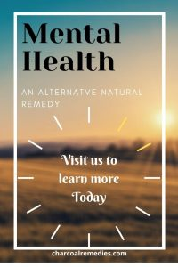 Mental Health Gut Health Activated Charcoal 1
