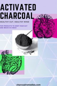 Mental Health Gut Health Activated Charcoal 2
