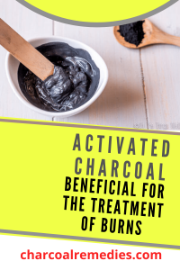 burn treatment with activated charcoal 3