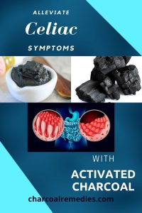 celiac symptom relief activated charcoal 2