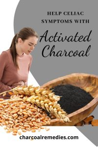 celiac symptoms relief activated charcoal 3