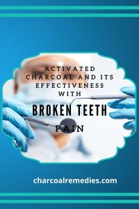Activated charcoal for dental infections 1