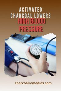 activated charcoal for blood pressure 1