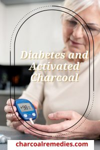 activated charcoal for diabetes 1