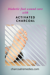 activated charcoal for diabetic foot 3