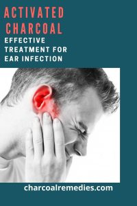 activated charcoal for ear infection 1