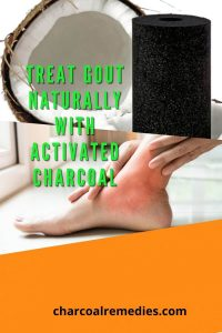 activated charcoal for gout 3