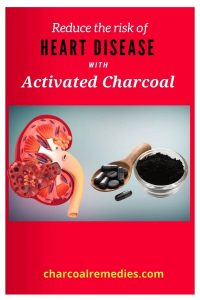 activated charcoal for heart disease 1