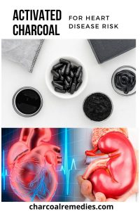 activated charcoal for heart disease 3