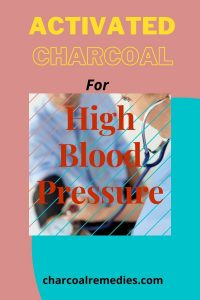 activated charcoal for high blood pressure 2